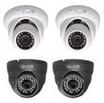 CCTV Installed System Black Or White Camera Body Colour Available