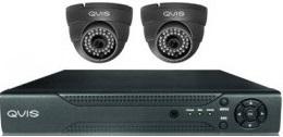 2 x 1080p HD CCTV System