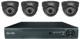 4 x 1080p HD CCTV System